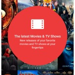 Google Play Movies and TV 3.6.11 update intro