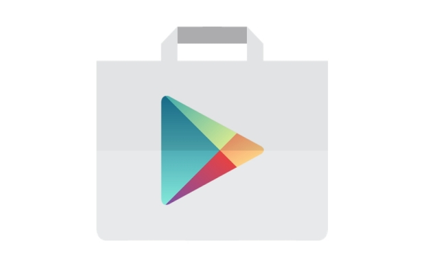 Google Play icon bag new