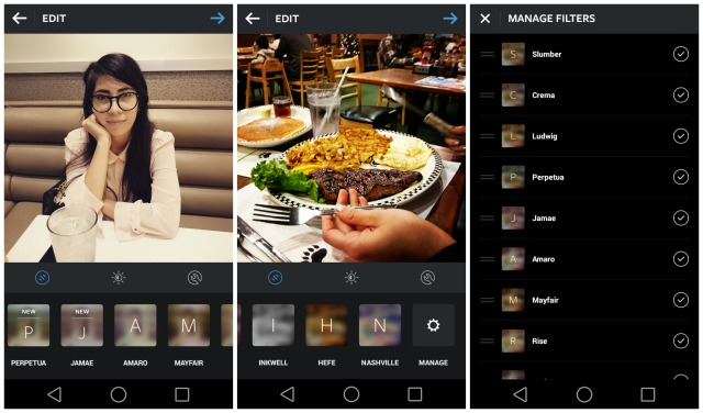 Instagram 6.12.0 update Android