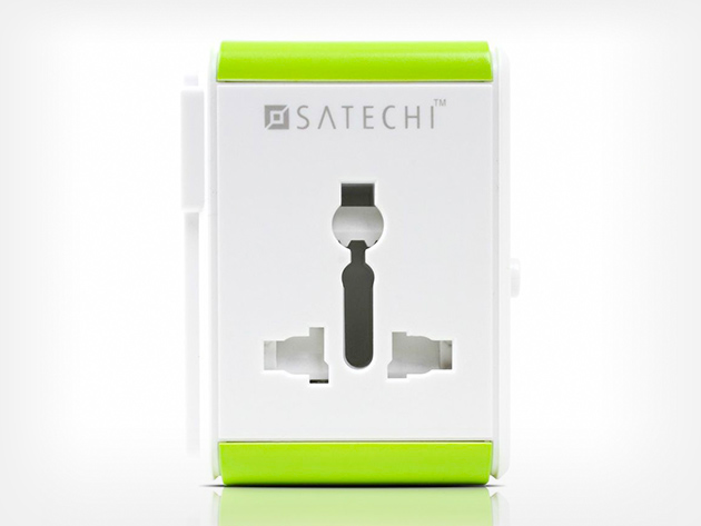 Satechi travel power router