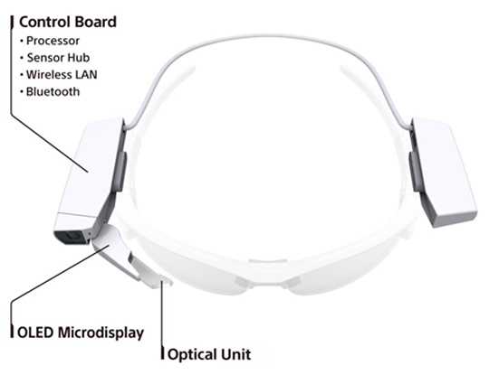 Sony Single-Lens Display Module 1