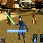 Star Wars KOTOR Android 2