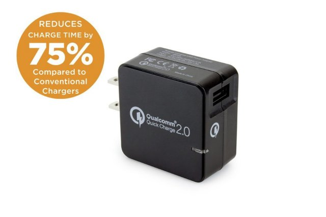 Tenergy Quick Charge 2.0 charger 1