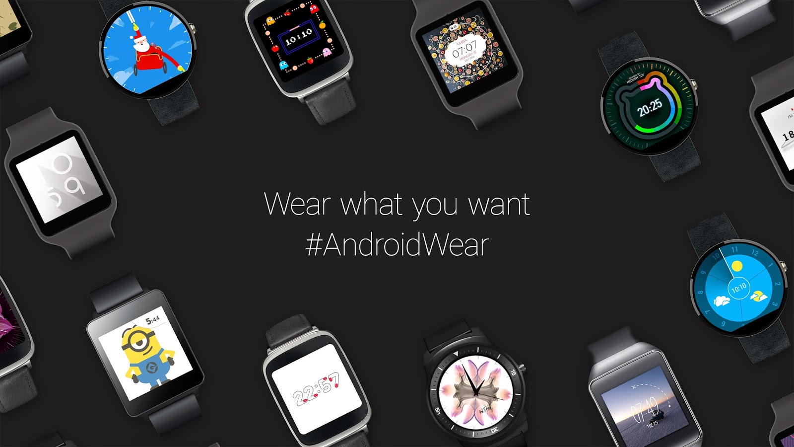 Facer android wear - Android Wear Watch Faces Official