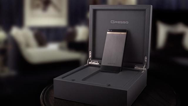 gresso regal limited edition box