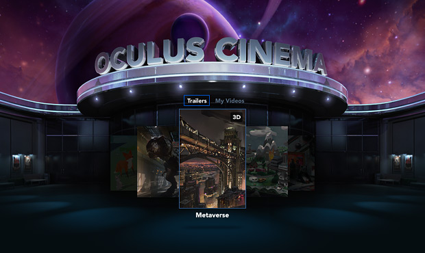 how to download a video on oculus library