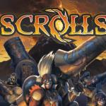 scrolls logo banner