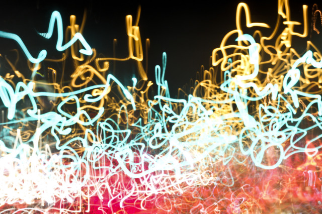 squiggle lights