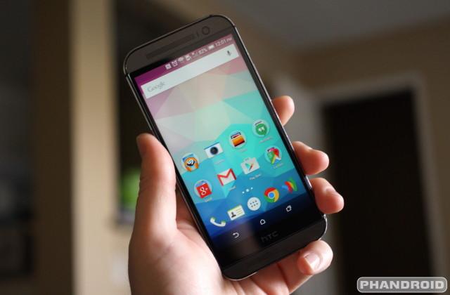 HTC One M8 Google Now Launcher DSC08168