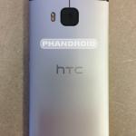 HTC One M9 Hima back