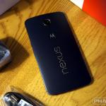 Nexus 6 unboxed