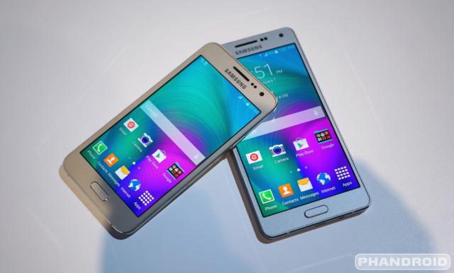 Samsung Galaxy A5 A3 DSC07918