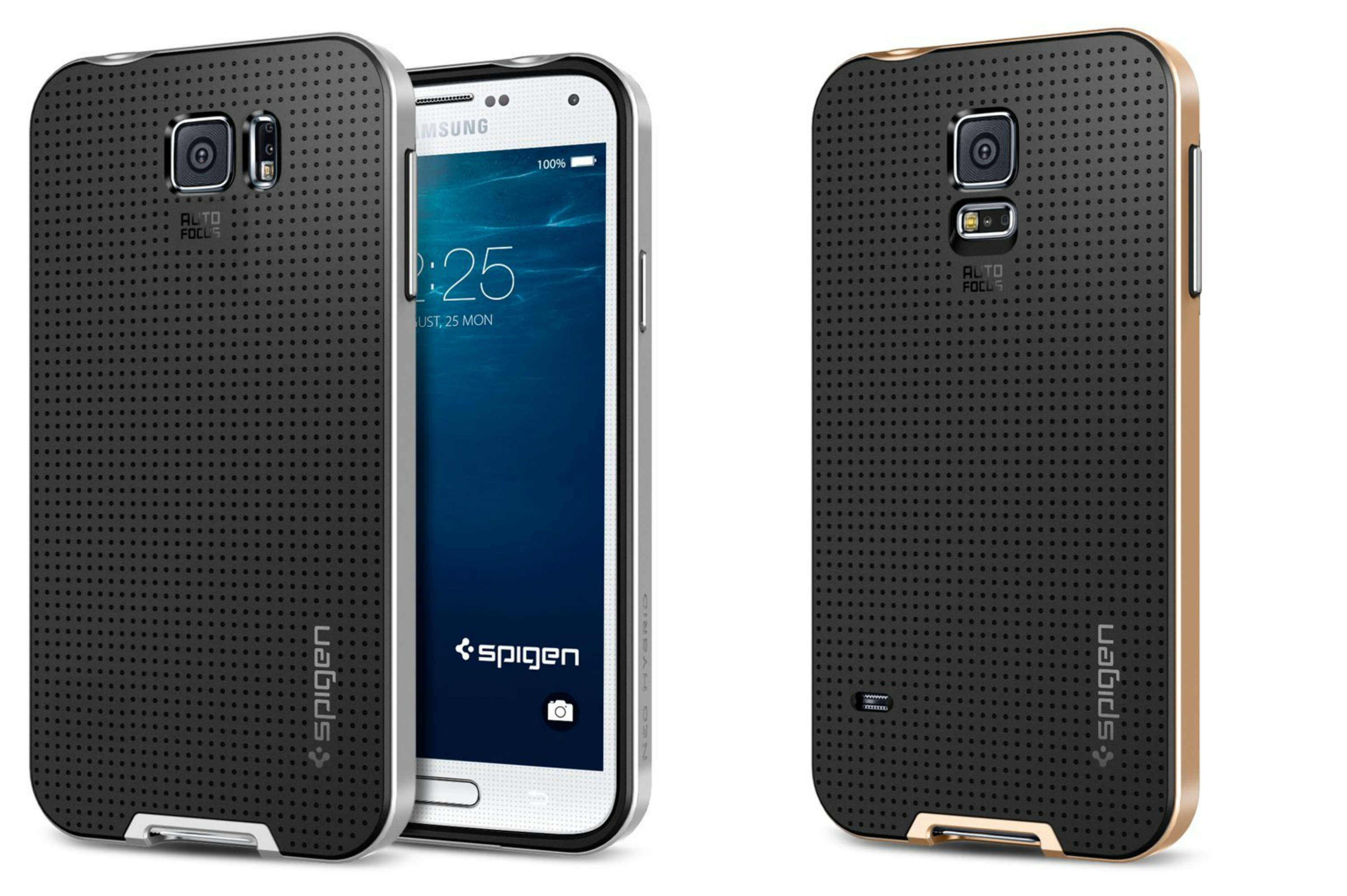 Galaxy S6 cases, shows subtle differences from their Galaxy S5 cases