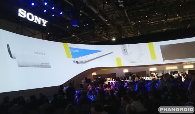 Mobile World Congress | Sony Smartphones
