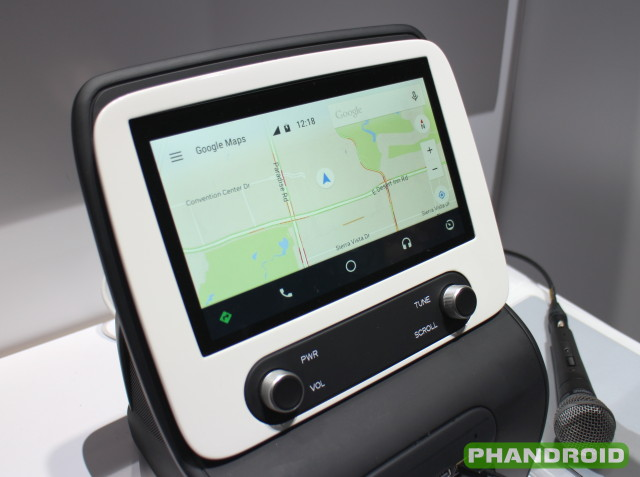 you can buy pioneer 39 s android auto units right now. Black Bedroom Furniture Sets. Home Design Ideas