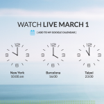 HTC One M9 event live stream times
