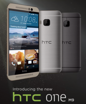 HTC One M9 leaked video 1