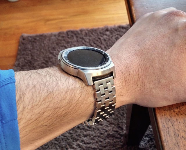 LG G Watch R Urbane conversion 2