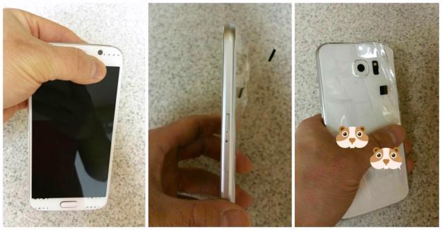 Samsung Galaxy S6 leak 1