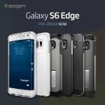 Spigen Samsung Galaxy S6 Edge cases