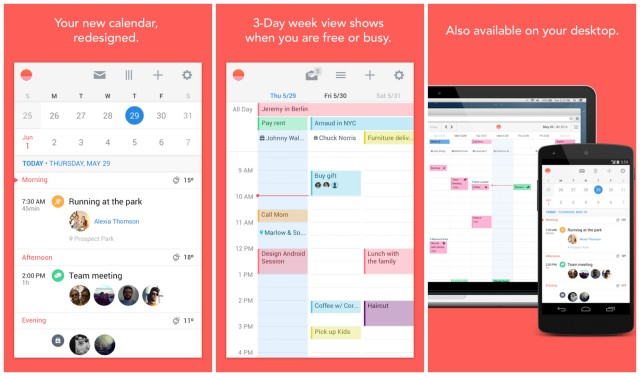 Sunrise Calendar for Android