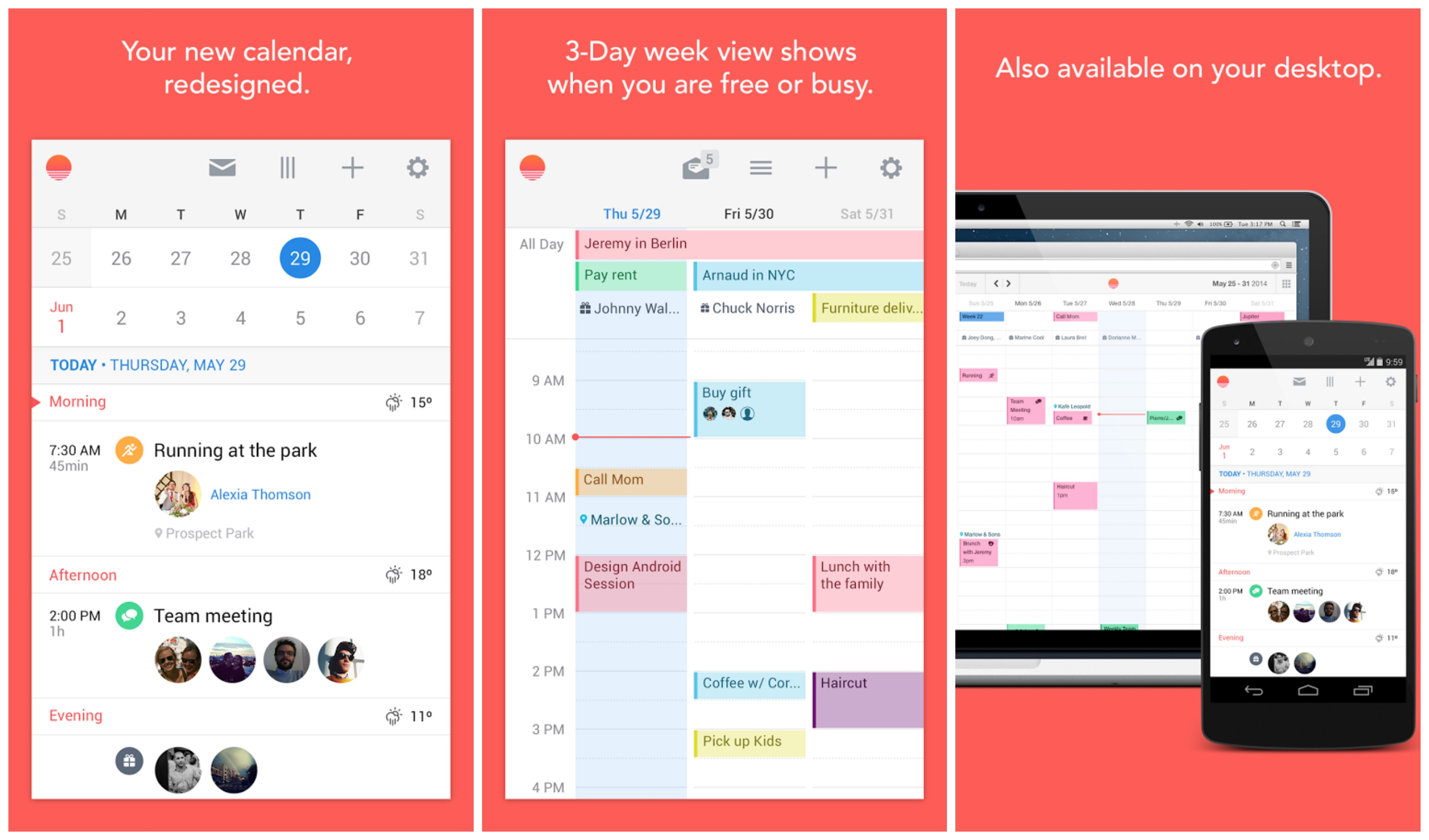These are the 15 best calendar apps to help you organize a chaotic day