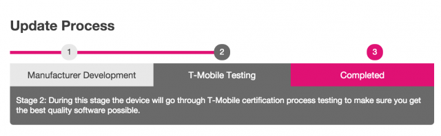 Tmobile software updates page