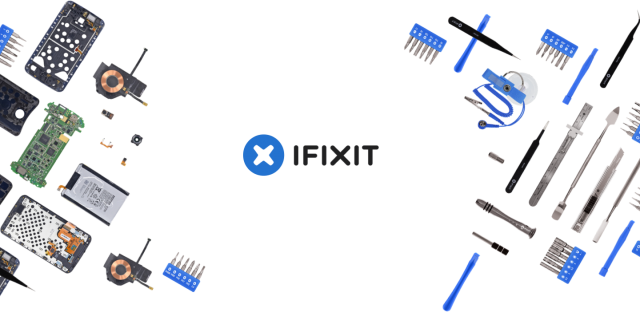 iFixit graphic custom