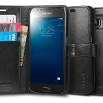 spigen galaxy s6 wallet case