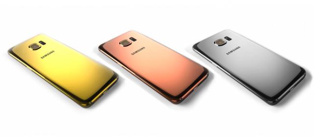 Goldgenie Samsugn Galaxy S6