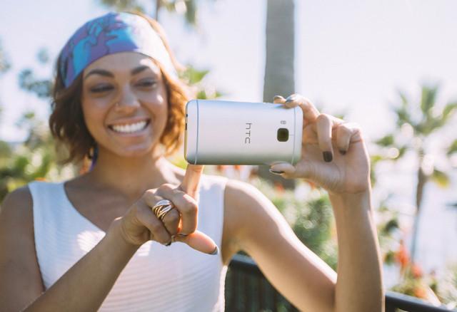 HTC One M9 wild 1