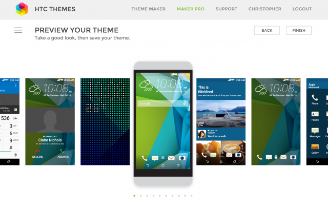 HTC Themes 2