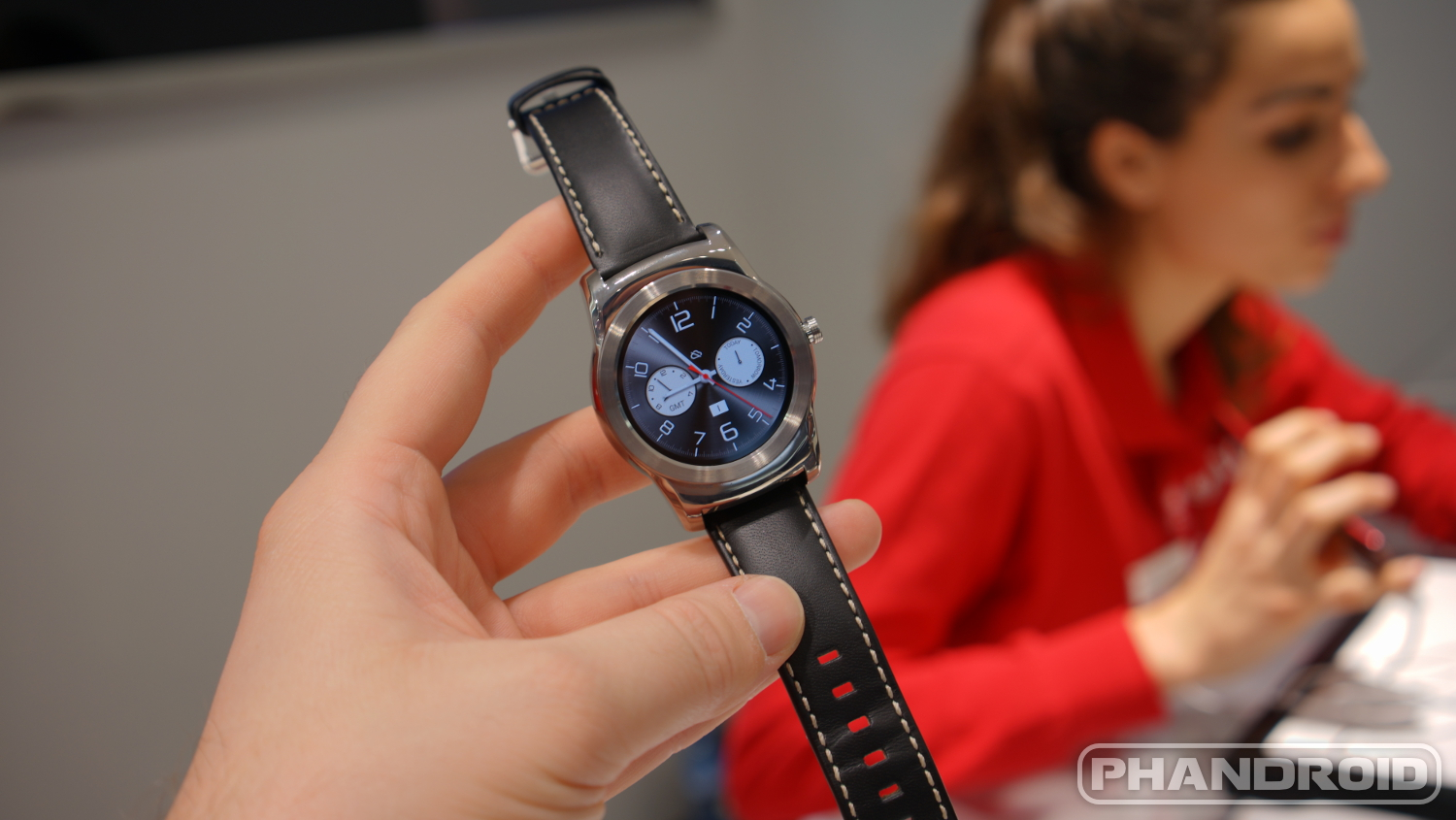 Hands-on with the LG Watch Urbane [VIDEO]