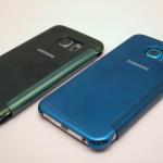 Samsung Galaxy S6 flip case back DSC08601