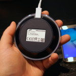 Samsung Galaxy S6 wireless charger EP-PG9201