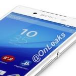 Sony Xperia Z4 leak onleaks