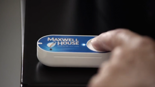 amazon dash button maxwell