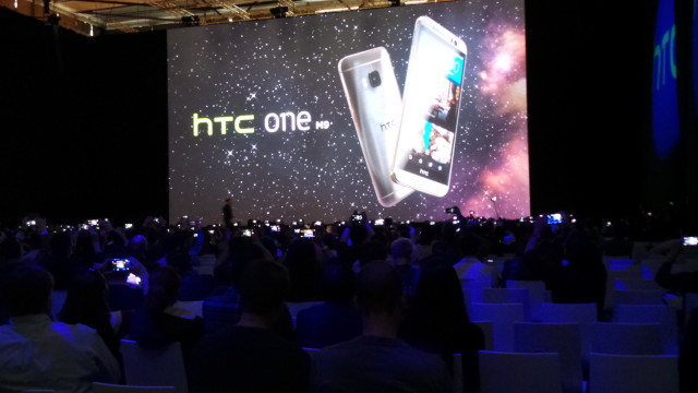 HTC has officially unveiled the HTC One M9