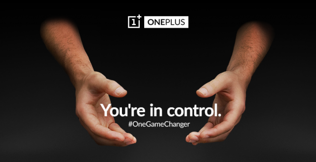 oneplus game changer control