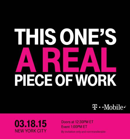 t-mobile new york invite