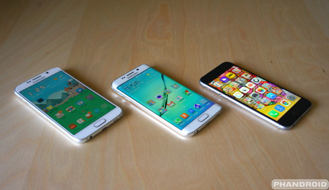 Galaxy S6 vs iPhone 6 DSC09423