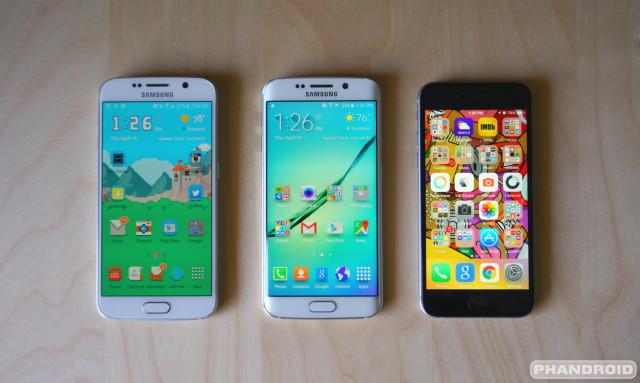 Galaxy S6 vs iPhone 6 DSC09424