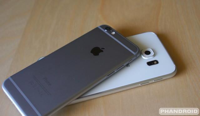 Galaxy S6 vs iPhone 6 DSC09428