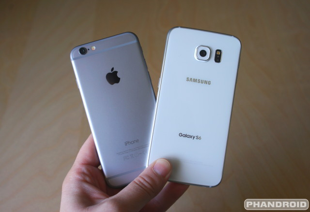 Galaxy S6 vs iPhone 6 DSC09429