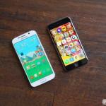 Galaxy S6 vs iPhone 6 DSC09432