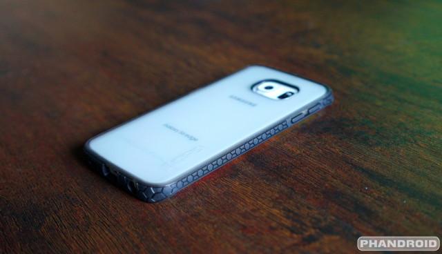 Incipio Octane Galaxy S6 Edge case DSC09496