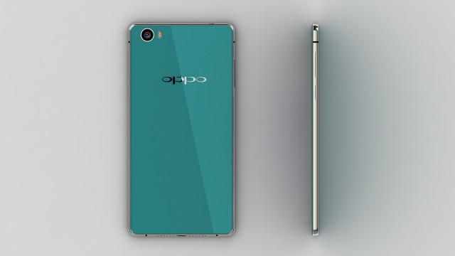 Leaked concept photo of the back and side of the R7