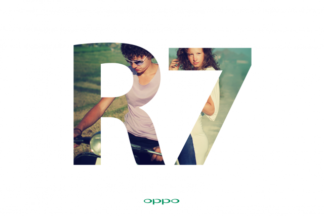 OPPO R7 is coming (Style Version Posted on Facebook)