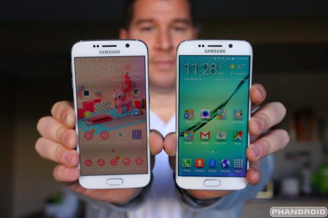 Samsung Galaxy S6 DSC09285