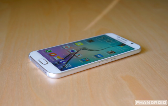 Samsung Galaxy S6 DSC09333